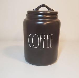 New Rae Dunn Coffee Canister